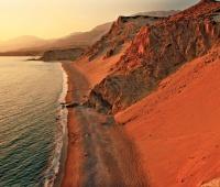 Οι αμμόλοφοι στον Άγιο Παύλο Ρεθύμνης