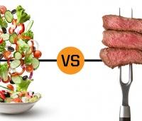Χορτοφάγοι ή κρεατοφάγοι, ποιοί ζουν περισσότερο